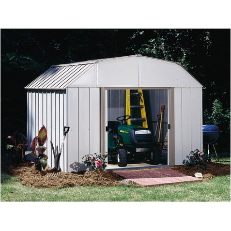 Arrow Lexington 10x8 Storage Shed Kit LX108