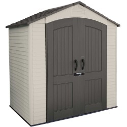 Lifetime 7x 4.5 Outdoor Storage Shed Kit w/ Floor (60057)