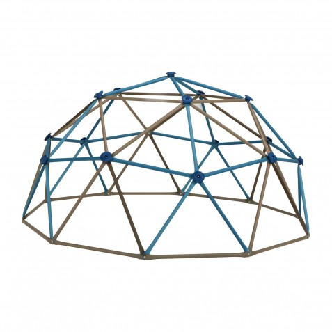 """Lifetime 54"""" Dome Climber - Brown and Blue (90939)"""