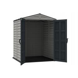 DuraMax 5x5 YardMate Plus Vinyl Storage Shed w/ Floor (35525)