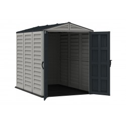 DuraMax 5x8 YardMate Plus Vinyl Storage Shed w/ Floor w/ Floor (35825)