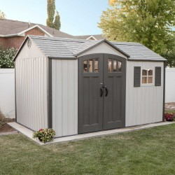 Lifetime 12.5x8 Outdoor Storage Shed (60223)