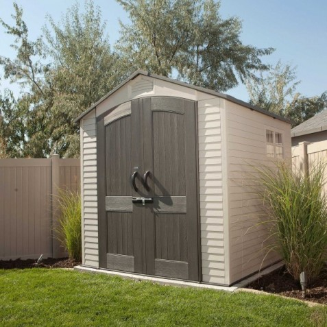 Lifetime 7x7 Storage Shed Kit - 2 Windows (60042)