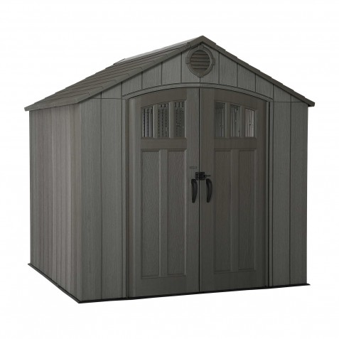 Lifetime 8x7.5 Outdoor Storage Shed w/ Floor (60230A)