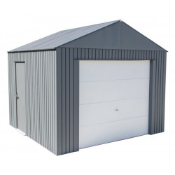 Sojag 12x10 Everest Garage Kit - Charcoal (GRC1210)
