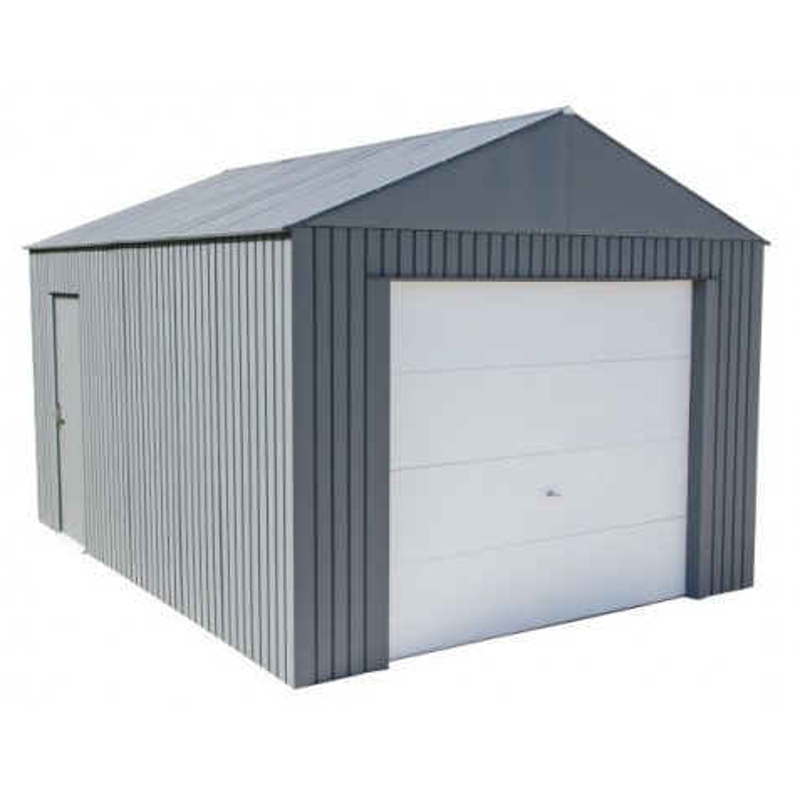 Sojag 12x15 Everest Garage Kit - Charcoal (GRC1215)