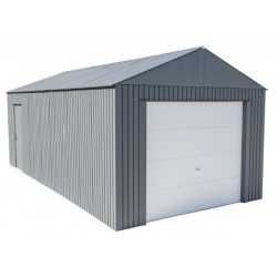 Sojag 12x25 Everest Garage Kit - Charcoal (GRC1225)