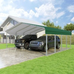 VersaTube 20x20x7 Classic Steel Carport Kit (CM020200070)