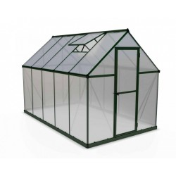 Palram Mythos 6x10 Greenhouse - Green (HG5010G)