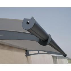 Palram Aquila 4500 Awning - Solar Gray (HG9506)