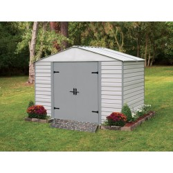 Arrow 8x5 Viking Vinyl Coated Steel Shed Kit (VVCS85)