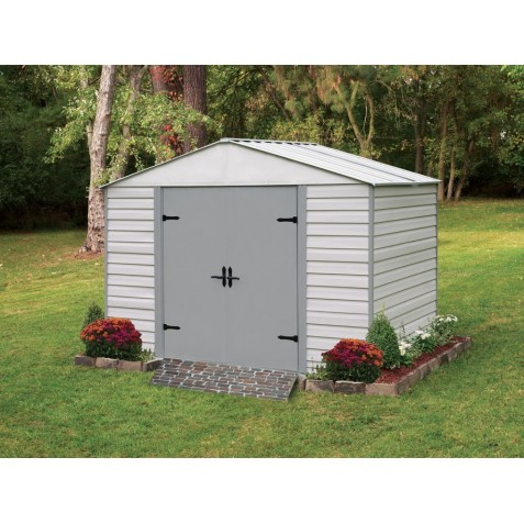 Arrow 10x7 Viking Vinyl Coated Steel Shed Kit (VVCS107)
