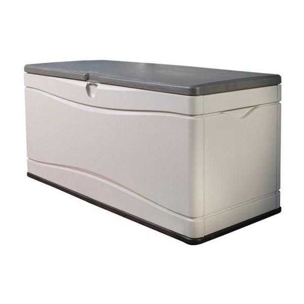 Lifetime 130 Gallon Outdoor Storage Box 60012