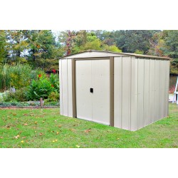 Salem 8x6 Arrow Metal Storage Shed (SA86)