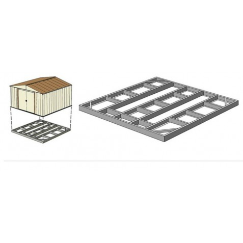 Arrow Storage Sheds Foundation Base Kit 6x5 or 4x7 (FDN477)