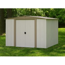 Arrow 8x8 Bedford Metal Storage Shed Kit (BD88)