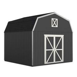 Handy Home 12x24 Hudson Wood Storage Shed Kit (19447-4)