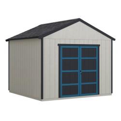 Handy Home 10x8 Rookwood Wood Storage Shed Kit w/ Floor (19426-9)