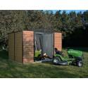 Arrow 10x8 Euro Dallas Woodridge Metal Storage Shed Kit (WR108)