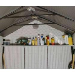 Lifetime 90 inch Shelf Accessory Kit for 8 ft Sheds (0150)