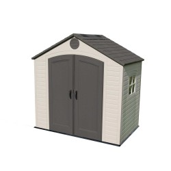 Lifetime 8x5 Storage Shed Kit w/ Floor & Window (6406)