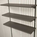 Lifetime Shed 3 Piece 30 in. Shelf Accessory Kit (0130)