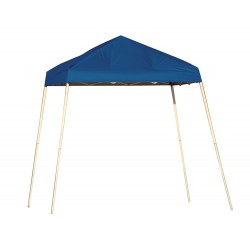 Shelter Logic 8x8 Pop-up Canopy - Blue (22568)