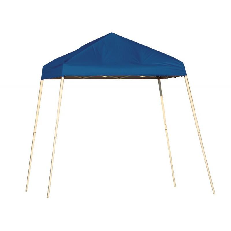 Shelter Logic 8x8 Pop-up Canopy - Blue (22568)