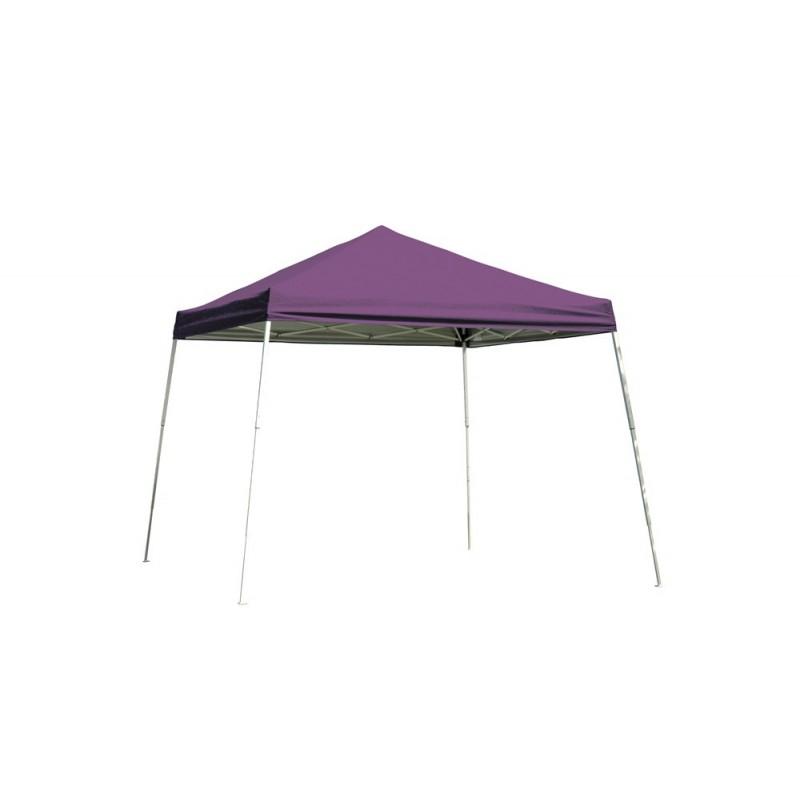 Shelter Logic 8x8 Pop-up Canopy Kit - Purple (22701)