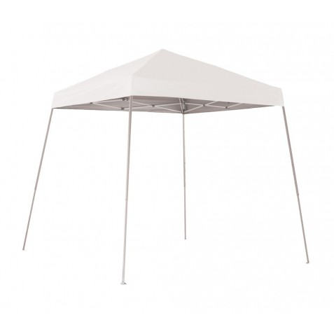 Shelter Logic 8x8 Pop-up Canopy - White (22571)