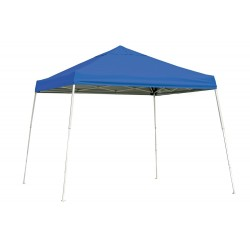 Shelter Logic 10x10 Pop-up Canopy - Blue (22576)