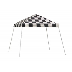 Shelter Logic 10x10 Pop-up Canopy Kit - Checkered Flag (22776)