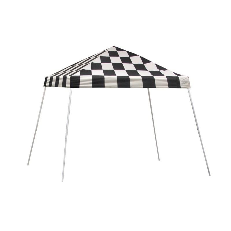 Shelter Logic 10x10 Pop-up Canopy Kit - Checkered Flag (22776)