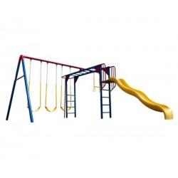 Lifetime Monkey Bar Swing Set - Primary (90177)