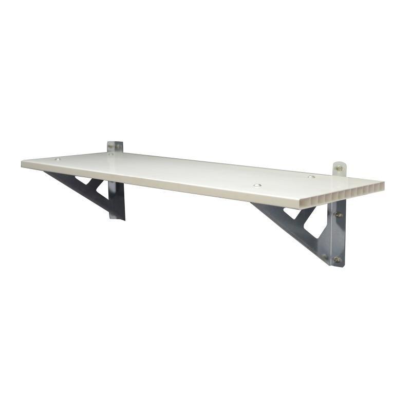 Palram Skylight Storage Shed Shelf Kit (HG1054)