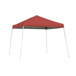 Shelter Logic 10x10 Pop-up Canopy - Red (22556)