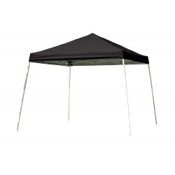 Shelter Logic 12x12 Pop-up Canopy - Black (22547)