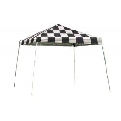 Shelter Logic 12x12 Pop-up Canopy - Checkered (22549)