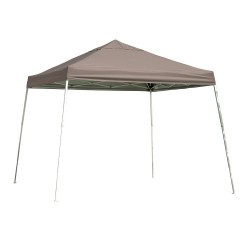Shelter Logic 12x12 Pop-up Canopy - Bronze (22548)
