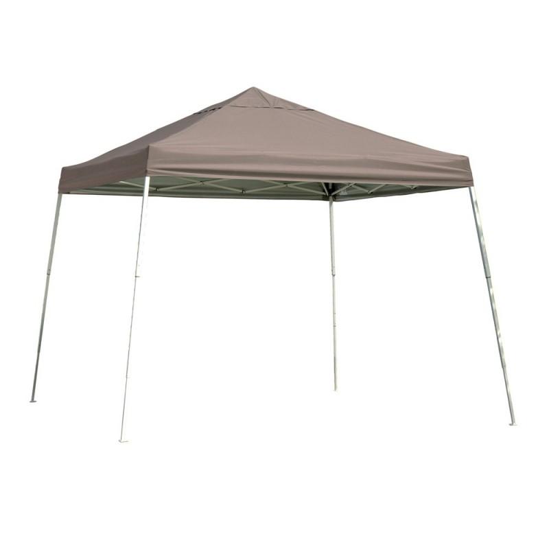 Shelter Logic 12x12 Pop-up Canopy - Bronze (22548)