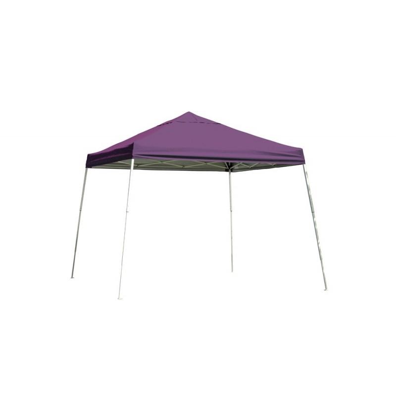 Shelter Logic 12x12 Pop-up Canopy - Purple (22706)