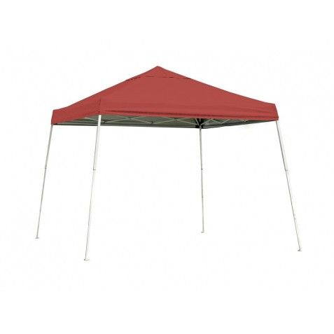 Shelter Logic 12x12 Pop-up Canopy - Red (22545)