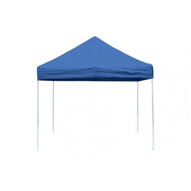 Shelter Logic 10x10 Pop-up Canopy - Blue (22562)