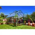 Palram 8x12 Balance Hobby Greenhouse Kit -  Green (HG6112G)