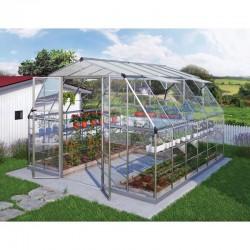 Palram 12x12 Americana Hybrid Greenhouse Kit (HG5212)