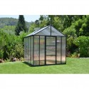 Palram 8x8 Glory Greenhouse Kit (HG5608)