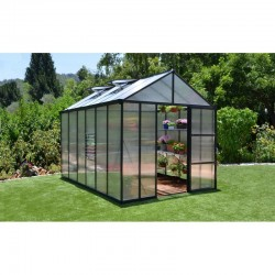 Palram 8x12 Glory Greenhouse Kit (HG5612)