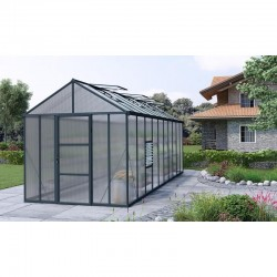 Palram 8'x20' Glory Greenhouse Kit (HG5620)
