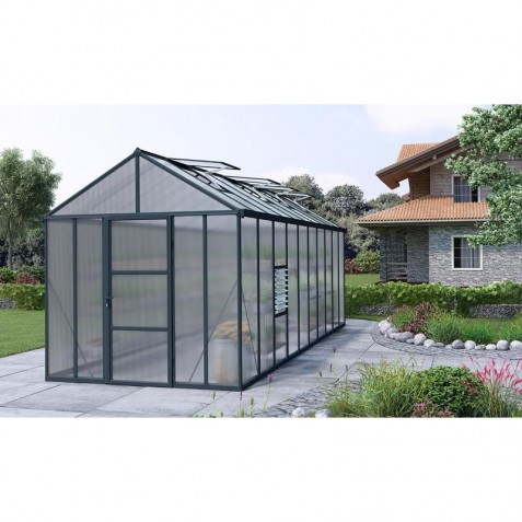 Palram 8'x20' Glory Greenhouse Kit (HG5620)