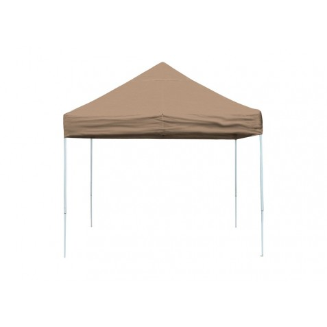Shelter Logic 10x10 Pop-up Canopy - Bronze (22564)